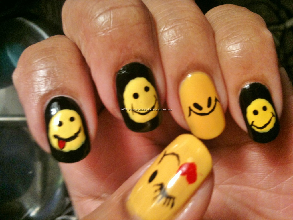 smiley face « Polish2Times